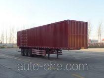 Yunxiang YDX9400XXY box body van trailer