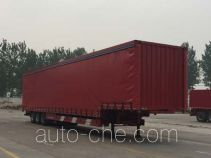Yunxiang YDX9400XXYC box body van trailer