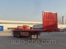 Yunxiang YDX9400ZZXP flatbed dump trailer