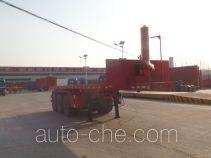 Yunxiang YDX9401ZZXP flatbed dump trailer
