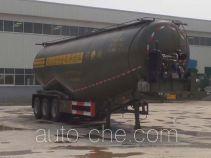 Yunxiang YDX9403GFL medium density bulk powder transport trailer