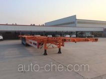 Yunxiang YDX9403TJZE container transport trailer
