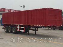 Yunxiang box body van trailer