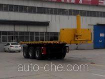 Yunxiang YDX9406ZZXP flatbed dump trailer