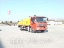 麟州牌YDZ5120THB型混凝土泵车