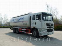 Linzhou YDZ5251GXH0L4 pneumatic discharging bulk cement truck