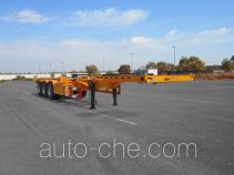 Linzhou YDZ9401TJZ container transport trailer