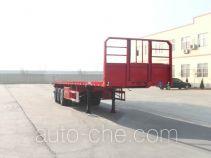 Linzhou YDZ9402TPB flatbed trailer