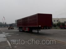 Linzhou YDZ9403XXYP box body van trailer