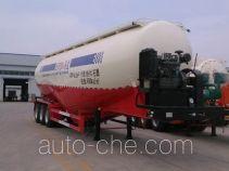 麟州牌YDZ9404GFL型低密度粉粒物料运输半挂车