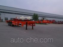 Linzhou YDZ9405TJZ container transport trailer