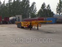 Luyun Wantong YFW9400TJZ container transport trailer