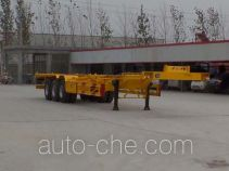 Luyun Wantong YFW9402TJZ container transport trailer