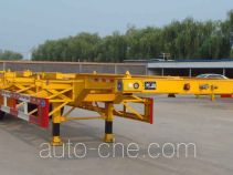 Lufei YFZ9350TJZGLF container transport trailer