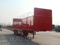 路飞牌YFZ9372CCY型仓栅式运输半挂车