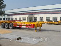 Lufei YFZ9372TJZ container transport trailer