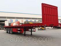 Lufei YFZ9372ZZXP flatbed dump trailer