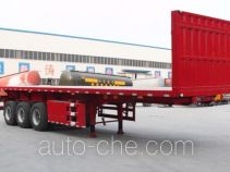 Lufei YFZ9373ZZXP flatbed dump trailer