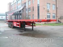 Lufei YFZ9400P flatbed trailer
