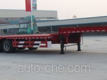 路飞牌YFZ9400TDP型低平板半挂车