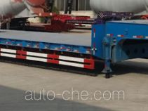 路飞牌YFZ9400TDPXZ型低平板半挂车