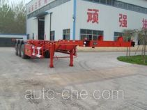 Lufei YFZ9400TJZG container transport trailer