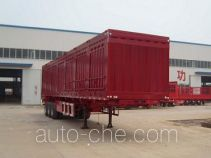 Lufei YFZ9400XXYZ box body van trailer