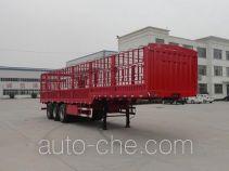 建宇牌YFZ9401CCY型仓栅式运输半挂车