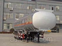 中运牌YFZ9401GRH型润滑油罐式运输半挂车