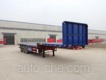 Lufei YFZ9401P flatbed trailer