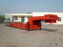 Lufei YFZ9401TDP special tank containers transport trailer