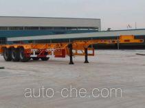 路飞牌YFZ9401TJZD型集装箱运输半挂车
