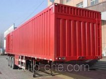 Lufei YFZ9408XXY box body van trailer