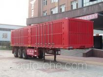 Lufei YFZ9401XXYD box body van trailer