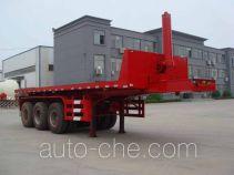 Lufei YFZ9401ZZXP flatbed dump trailer
