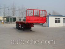 Lufei YFZ9402P flatbed trailer