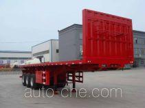 Lufei YFZ9402ZZXP flatbed dump trailer