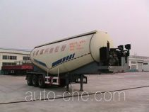 Zhongyun YFZ9403GFLZY medium density bulk powder transport trailer