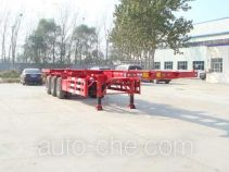 Lufei YFZ9403TJZ container transport trailer