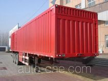 Lufei YFZ9403XXY box body van trailer