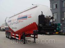 中运牌YFZ9404GFLZY型低密度粉粒物料运输半挂车