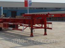 路飞牌YFZ9405TJZ型集装箱运输半挂车