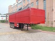 Lufei YFZ9405XXY box body van trailer
