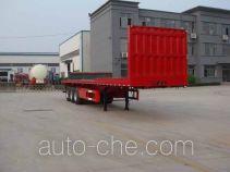 Lufei YFZ9405ZZXP flatbed dump trailer