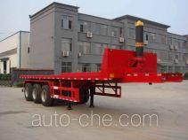 Lufei YFZ9406ZZXP flatbed dump trailer