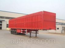 Lufei YFZ9407XXY box body van trailer