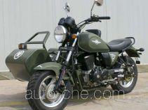 Yingang YG150B-23 motorcycle with sidecar