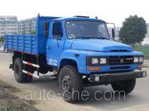 Shenying YG3092P flatbed dump truck