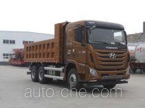 神鹰牌YG3250KPQ52M型自卸汽车