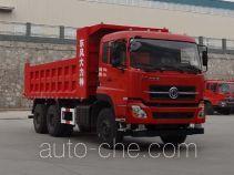 Shenying YG3258A6A1 dump truck